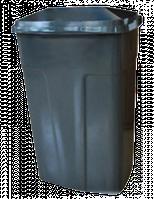 Бак для мусора пластиковый  90 литров