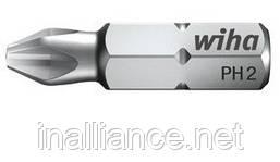 Биты стандартные профессиональные, PH 2, 25 мм, Wiha 01658