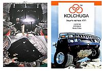 Защита двигателя Skoda Fabia II 2007- 1,2;1,4;1,6;1,4TDI;1,6TDI;1,9TDI