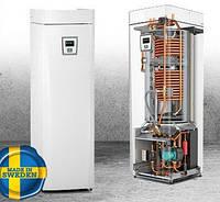 Грунтовой тепловой насос СТС EcoHeat 408 3x400V