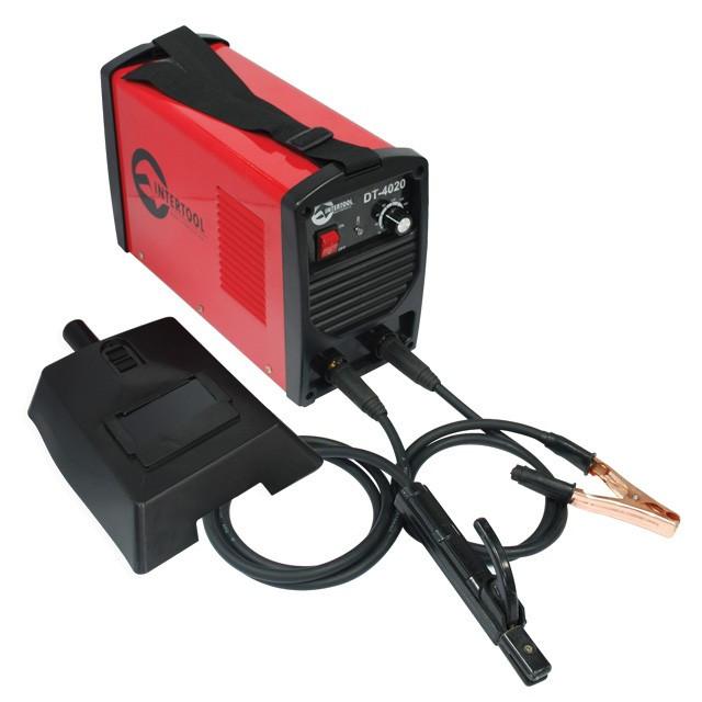 Инвертор 230В, 7 кВт, 30-200 А INTERTOOL DT-4020
