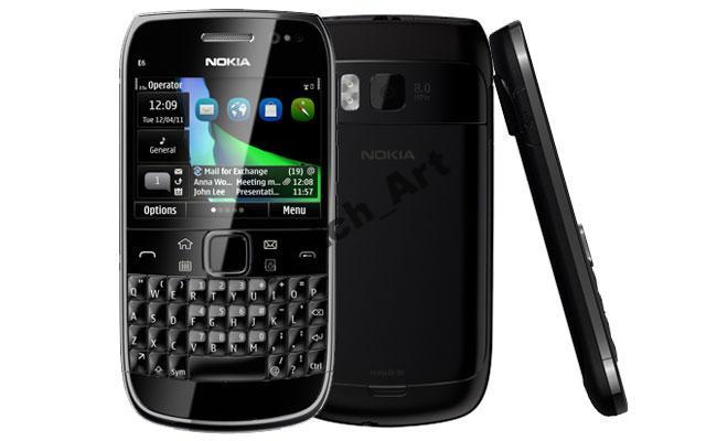 Nokia E6 Рус.клав. Оригинал! Качество!