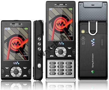 Sony Ericsson W995 3 цвета Оригинал! Качество!