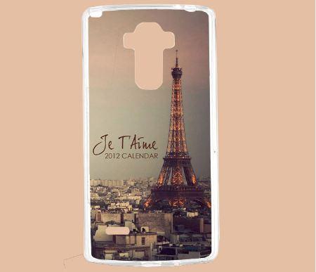 Оригинальный чехол для LG G4 Stylus Ls770 H630 с картинкой Париж