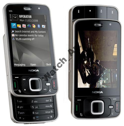Nokia N96 16 Gb 2 цвета. Оригинал! Качество!