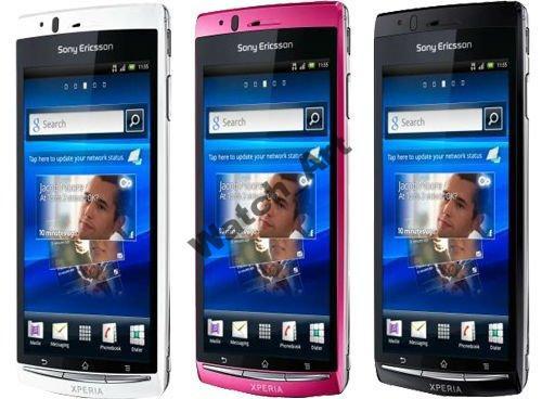 Sony Ericsson Xperia Arc S LT18i 3 цв ОРИГИНАЛ!
