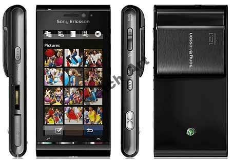 Sony Ericsson Aino U10 U1 2 цв. Оригинал! Рус.клав