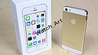 Apple iPhone 5S 64Gb Gold Neverlock ОРИГИНАЛ, смартфон