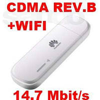 3G USB роутер Huawei EC 315 WI-FI REV.B 14,7 Мбит NEW
