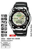 Часы Casio AQW-101-1A рыбалка и охота в наличии