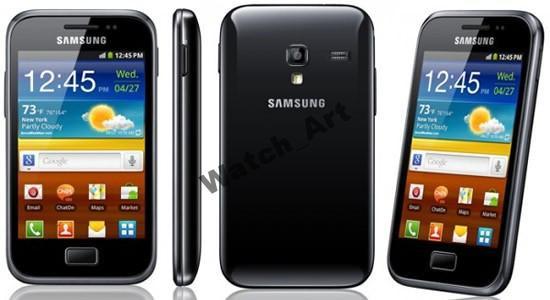 Samsung Galaxy Ace Plus S7500 ОРИГИНАЛ! Качество!