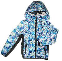 Детская куртка ветровка для девочки