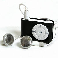 MP3 плеер +наушники + кабель лот 10 шт!