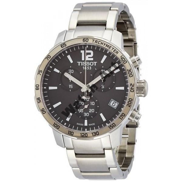 Часы TISSOT Quickster T095.417.11.067.00