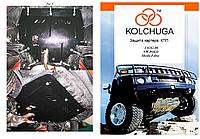Защита двигателя Skoda Roomster 2006- V-всі