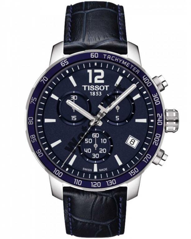 Часы TISSOT Quickster T095.417.16.047.00