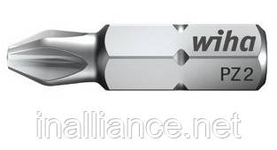 Биты PZ1 х 25 мм стандартные профессиональные Wiha 01688