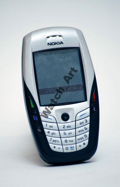 Nokia 6600 Оригинал! Русс.клав.