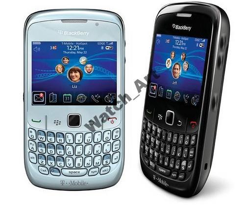 BlackBerry Curve 8520 2 цвета ОРИГИНАЛ! Качество!