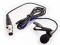 Микрофон петличный конденсаторный KCM-56 mini-XLR