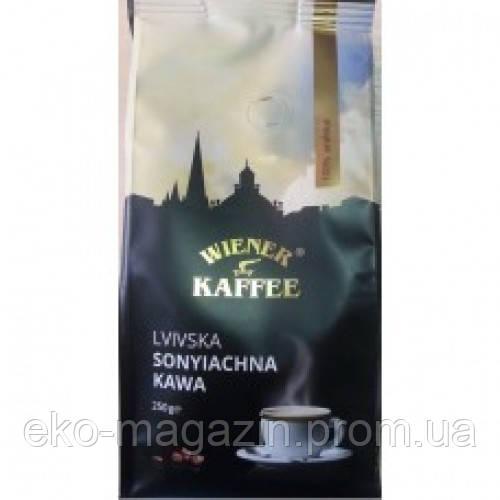 "Кава Віденська ""Сонячна"" 250гр зерно"