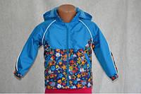 Куртка для хлопчика на флісі, фото 1