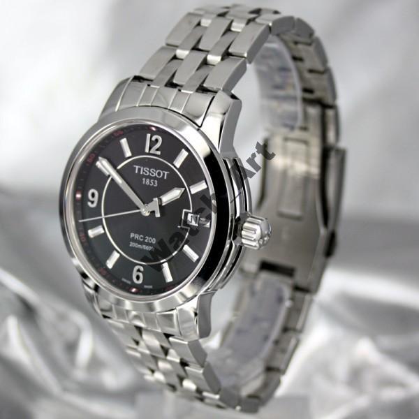 Часы TISSOT PRC 200 T014.410.11.057.00 Оригинал!