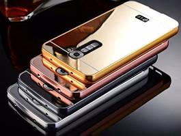 Чехол бампер для LG K7 X210DS зеркальный