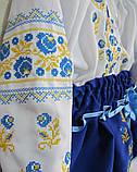 Костюм вышитый детский (блуза+юбка), фото 2
