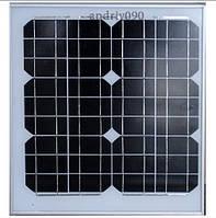 Солнечная Панель Solar Board 20 W 18 V