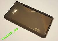 Силиконовый TPU чехол LG Optimus L7 P705 / P700