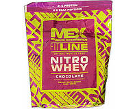 Протеин Mex Nutrition Fit Line Nitro Whey (910 g)