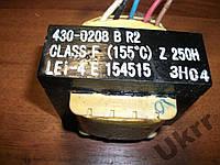 Трансформатор для усилителя 200-400Вт 24в (12-24В 8-16А)