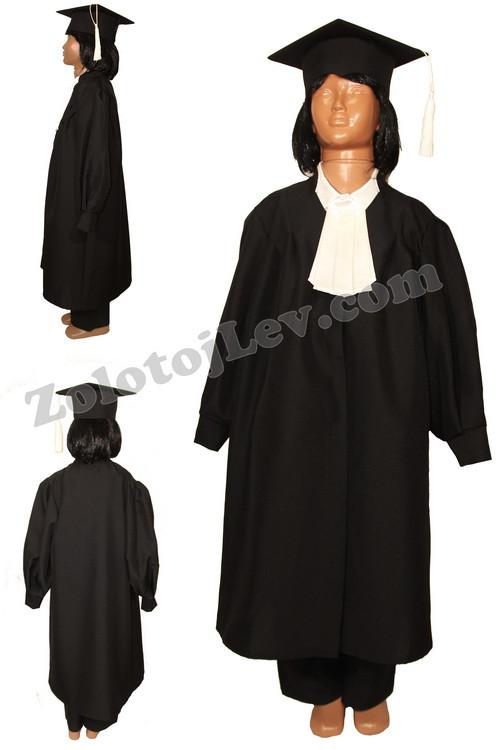 Костюм Судьи для ребенка рост 122