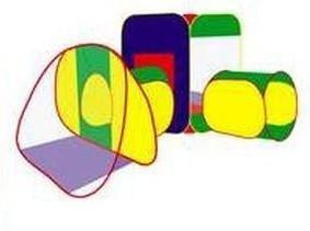 Детский игровой комплекс Палатка с тонеллями A999-28 - Интернет-магазин mami.kiev.ua (098) 560-72-22 в Киеве