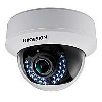 Купольная Turbo HD камера Hikvision DS-2CE56D1T-VFIR