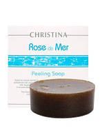 Пилинговое мыло 55 гр. Rose De Mer Soap Peel