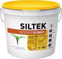 SILTEK Interior Ecoway Краска экологически чистая. 9л