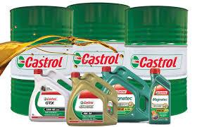 Автомобильные моторное масла Castrol