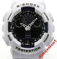 Часы CASIO G-SHOCK GA-100 - в Наличии разные цвета