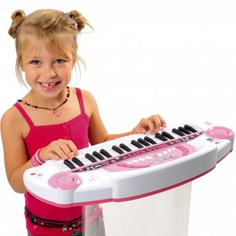Детские синтезаторы, пианино