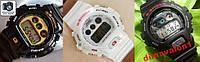 Часы CASIO G-SHOCK DW-6900 -Разные цвета в Наличии