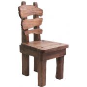 Деревянный стул под заказ из массива ручной работы