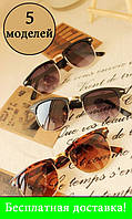 Солнцезащитные очки RB Clubmaster Клабмастер