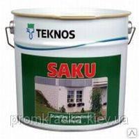 САКУ Дисперсионная фасадная краска  для бетонных поверхностей