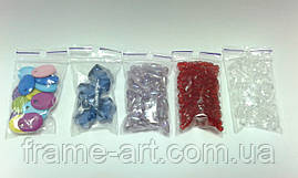 Намистини Пластик Китай 10г