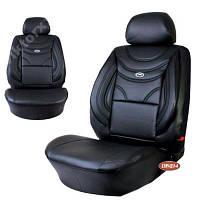 Чехлы для автомобильных кресел (сидений) Geely CK Автомобильные чехлы Кожзам Авточехлы 2014 года