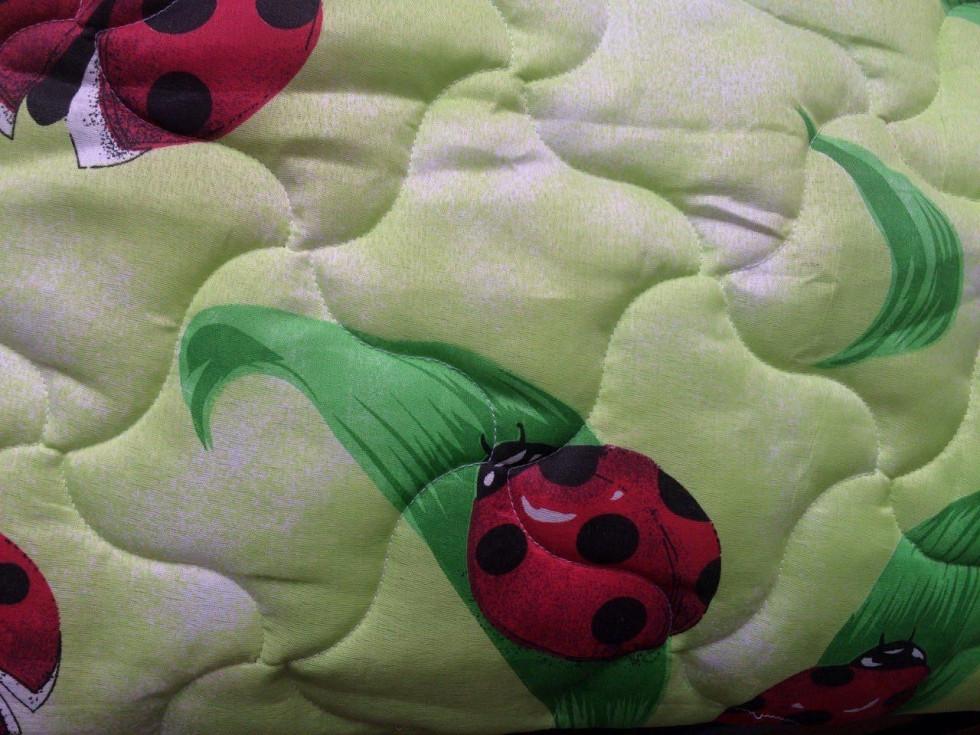 Летнее одеяло полуторное (антиаллергенное волокно)