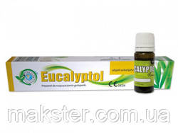 Препарат для растворения гутаперчи EUCALYPTOL, 10 мл, фото 2