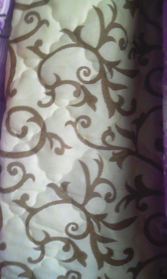 Летнее одеяло стёганное двуспальное